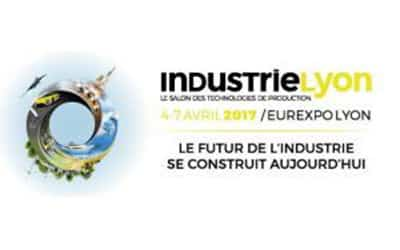 Industrie Lyon du 4 au 7 Avril 2017