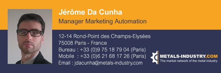 Jérome Da Cunha – Manager Marketing Automation