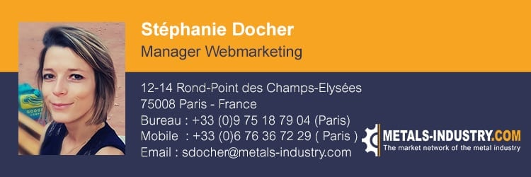 Stéphanie Docher – Manager Webmarketing