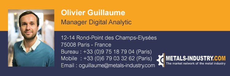 Olivier Guillaume – Manager Digital Analytic