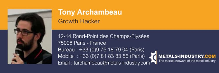 Tony Archambeau – Growth Hacker