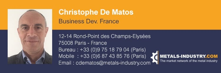 Christophe de Matos – Business Dev. France