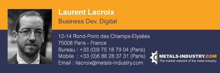 Laurent Lacroix – Business Dev. Digital