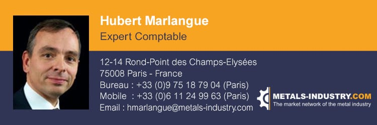 Hubert Marlangue – Expert Comptable
