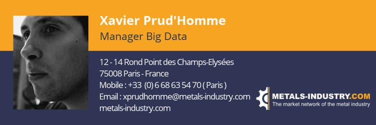 Xavier Prud'Homme – Manager Big Data