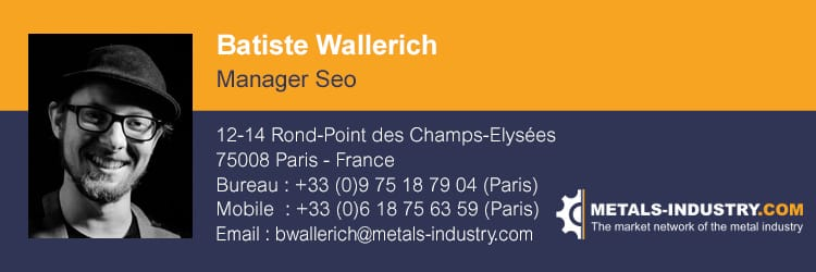 Baptiste Wallerich – Manager Seo