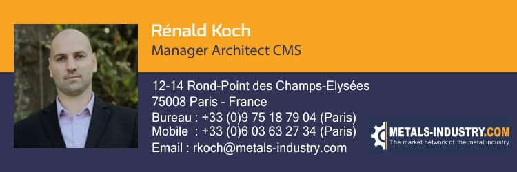 Rénald Koch – Manager Architect CMS