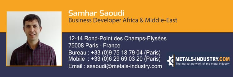 Samhar Saoudi – Business Dev. Africa & Middle-East